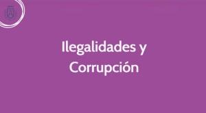 Ilegalidades y corrupcion Cabildo de Tenerife, Podemos