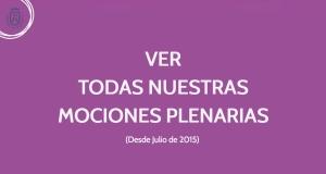 Ver todas las mociones de Podemos Cabildo Tenerife