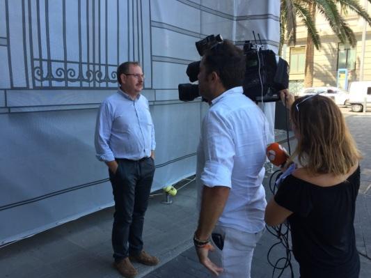 entrevista fernando sabate, podemos cabildo tenerife,(septiembre 20179
