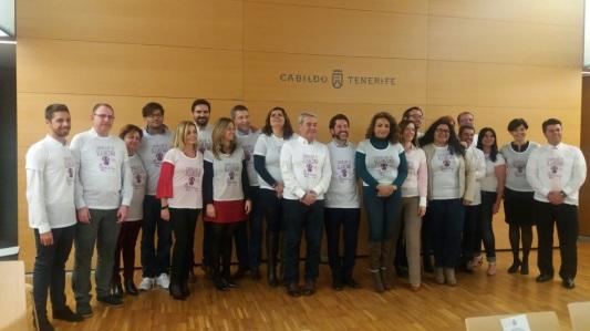 reivindicacion igualdad cabildo tenerife (enero 2017)