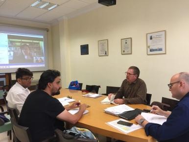 reunion coordinacion grupo insular podemos cabildo tenerife y podemos canarias (mayo 2017)