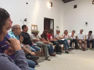 reunion coordinacion grupo podemos cabildo tenerife, grupo podemos parlamento canarias, con colectivos, circulos y politicos izquierda tenerife sur (mayo 2016),,
