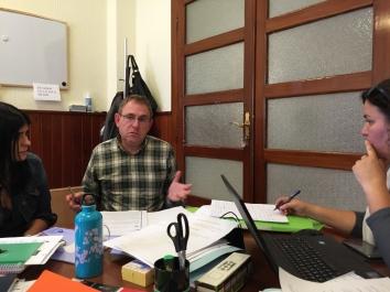 reunion trabajo grupo insular podemos cabildo tenerife (2015)