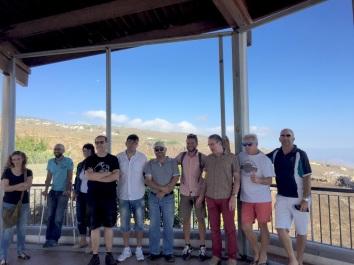 visita ajabo grupo insular podemos, circulo adeje y asociacion amigos defensa ajabo (2)